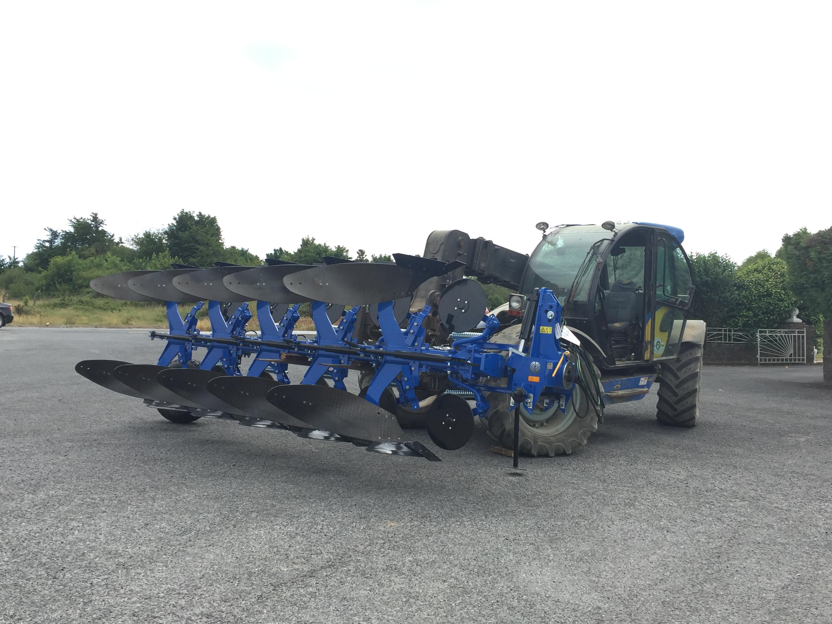 New Holland Plough