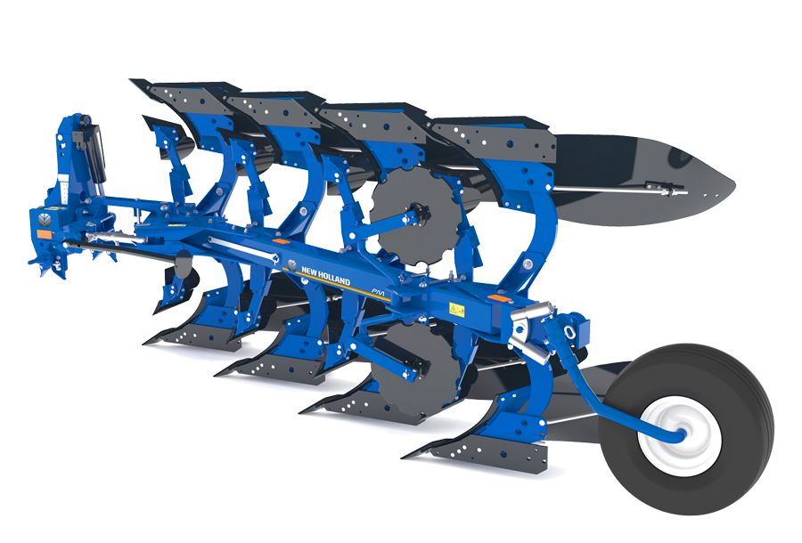 New Holland Ploughs