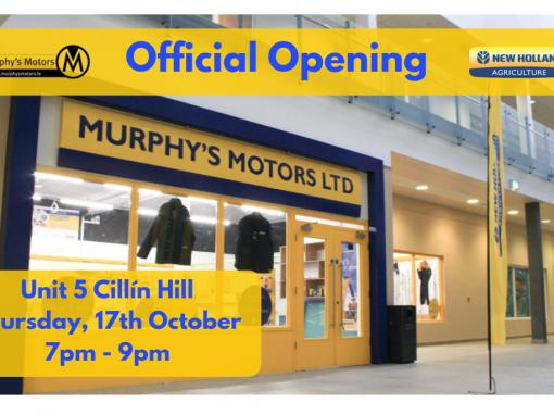 Murphy's Motors New Depot!