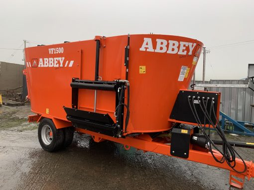 Abbey 1500 Tub Feeder