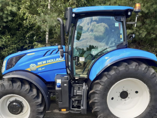 New Holland T6.180DCT